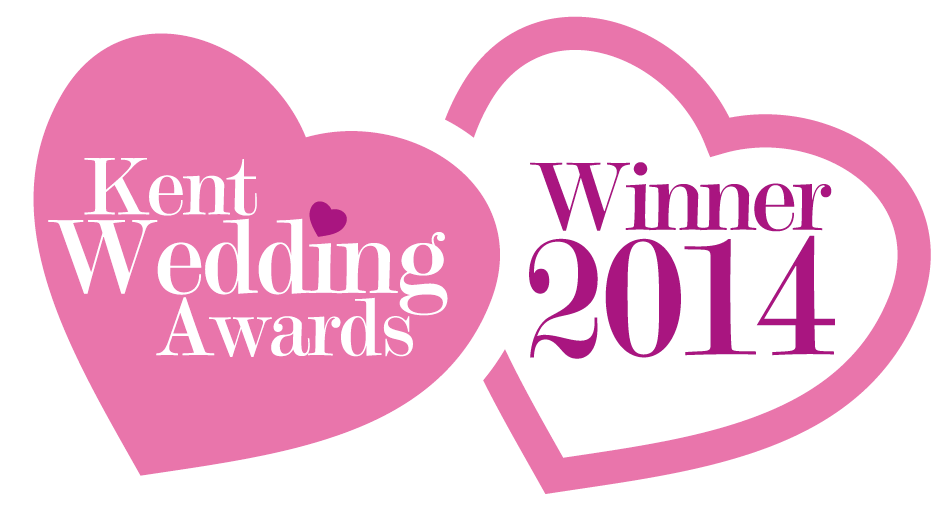 Kent Wedding Awards Winner 2014